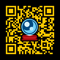 Divination Avalon discord QR code - Brent Angeline