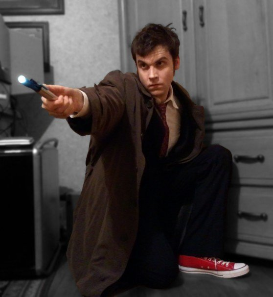 10th Doctor Who - Brent Angeline